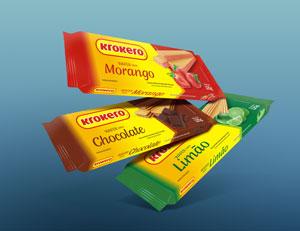 Novidades da Krokero versões diferenciadas com preço atrativo para o consumidor.