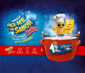 Promoção da PepsiCo prêmios de R$ 10 mil para finalistas.