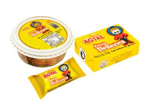 Doces de amendoim sugestões da marca para saborear ou complementar receitas.