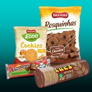 b>Novidades da Bela Vista investimentos em saudáveis, pequenas porções e snacks.