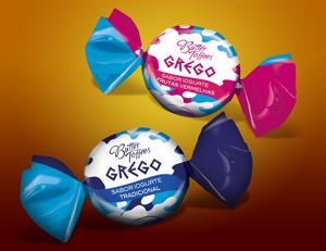 Novidade da Arcor sabores de iogurte em versão tradicional e de frutas vermelhas.