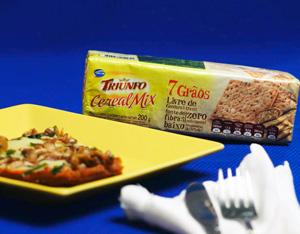 Cereal Mix com shimeji confira no passo a passo.