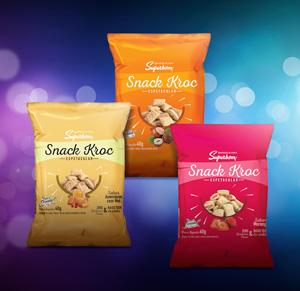 Novidade da Superbom saudabilidade garantida com massa de três cereais.